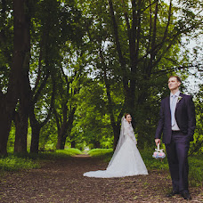 Wedding photographer Lyubov Kharlamova (lyubsya). Photo of 28.07.2016
