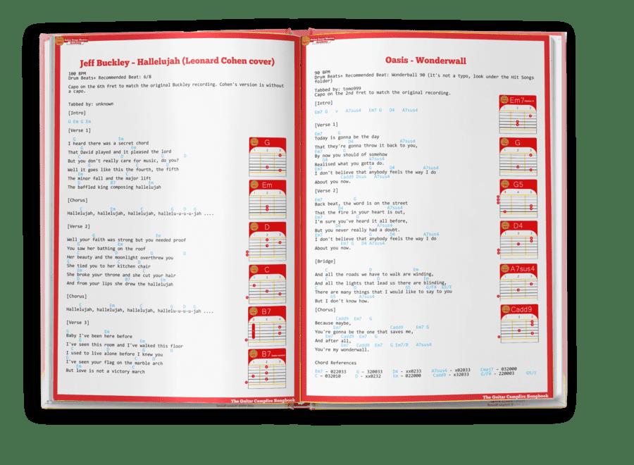 oasis guitar songbook pdf