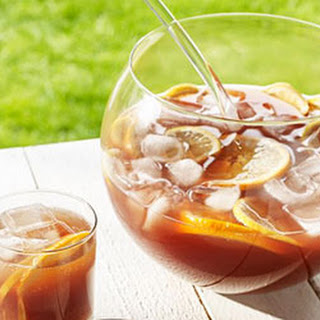 Cranberry Juice Club Soda Punch Recipes