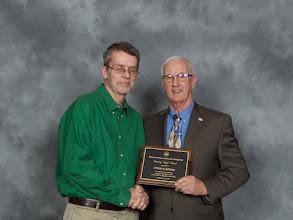 Photo: 2015 Honorary Aggie, Steve Kleifgen of PT Controller