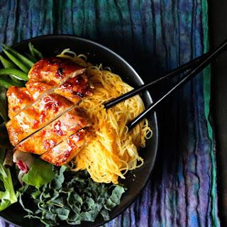 Sticky Lime Chicken Recipes.
