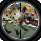 Killer Shooter Hyena