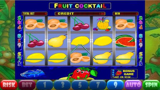 Игровые автоматы фруктовый коктейль играть бесплатно и без регистрации
