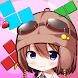 おちものパズル ピコとラコ 無限階段を制覇せよ - Androidアプリ