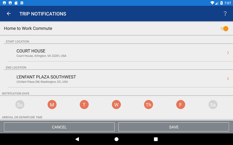 Demo vir binêre opsies-app