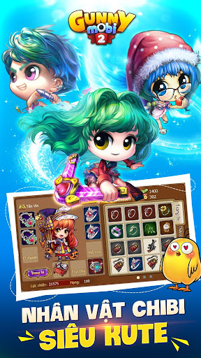Gunny Mobi - Bu1eafn Gu00e0 Teen & Cute 3.0.1.0 screenshots 11