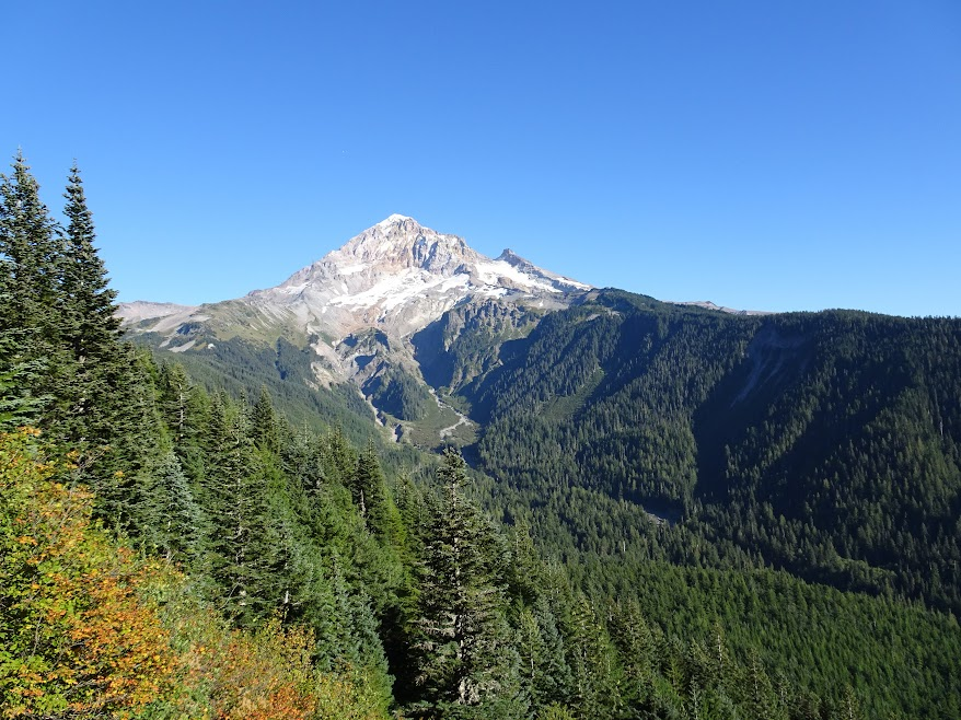 West side of Mt Hood