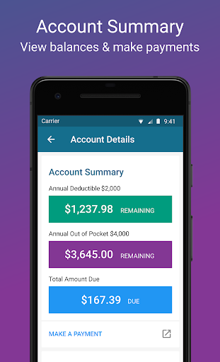 CareSource Mobile App app (apk) free download for Android/PC/Windows screenshot