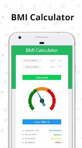 BMI calculator - Find BMI by best bmi checker app 2.3 (Pro)