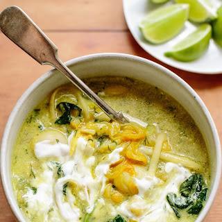 Legume (Noodle) Soup
