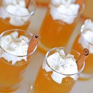 Apple Cider Jello Shots