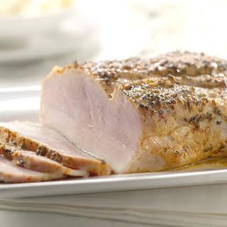 Italian Roast Pork Loin.