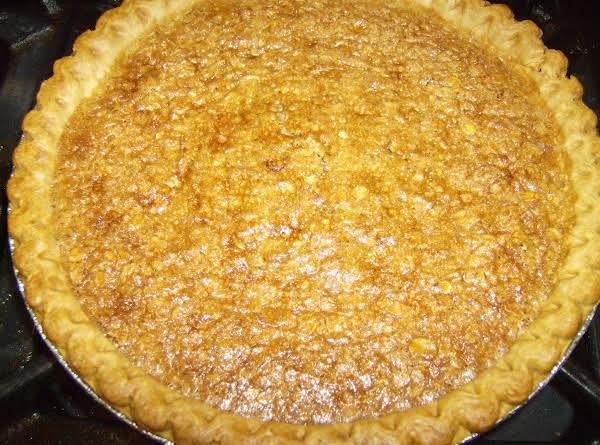 Mock Pecan Pie By Rose Mary