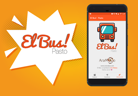 El Bus! - Pasto - náhled