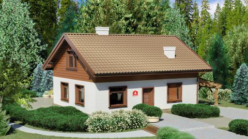 projekt Dom przy Imbirowej 4
