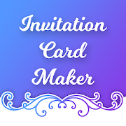 Invitation Maker : Invitation Card Maker