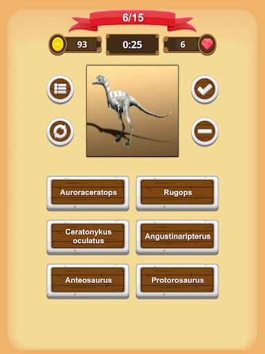 Dinosaurs Quiz apkmind screenshots 14