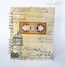 Photo: http://bettys-crafts.blogspot.com/2013/09/kalender-planer-journal.html