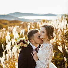 Wedding photographer Alina Gevondova (plastinka). Photo of 11.02.2018