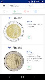 2 Euro Coins - náhled