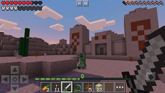 Minecraft: Pocket Edition (MOD) v1.0.4.11 Mod  APK 5
