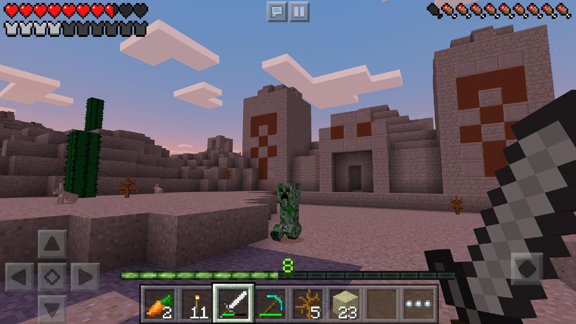 Minecraft: Pocket Edition screenshot #6