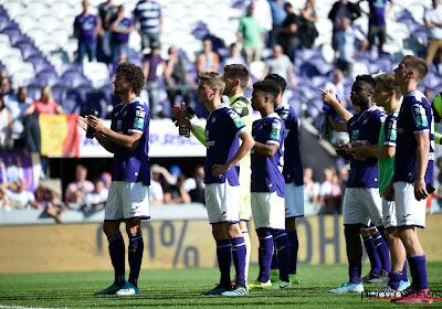 Anderlecht ira bien avec ... Trebel et Kompany à Bruges, mais déplore d'autres absents