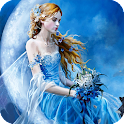 Blue Fairy Live Wallpaper icon
