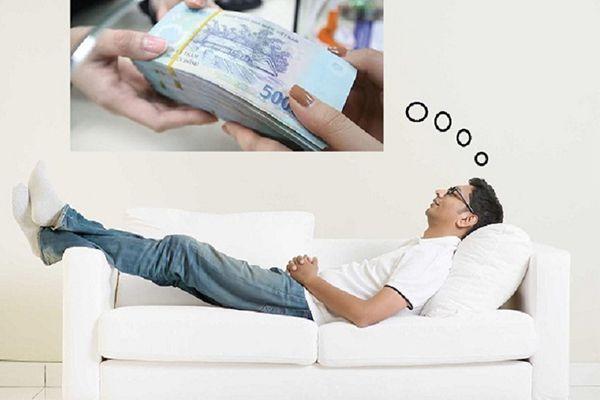 Mơ thấy người ta cho mình tiền