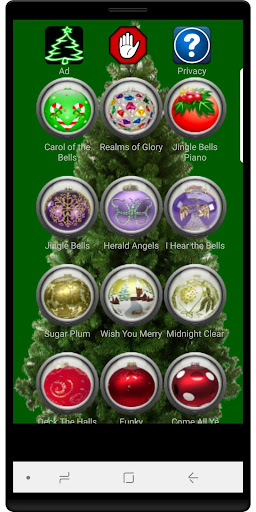 Christmas Ringtones 8.2 screenshots 1