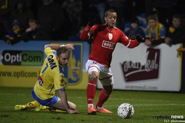 Mathieu Dossevi décisif avec le Togo
