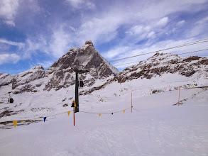 Photo: Cervina (aka Matterhorn)