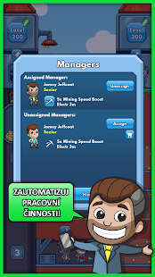 Idle Miner Tycoon - náhled