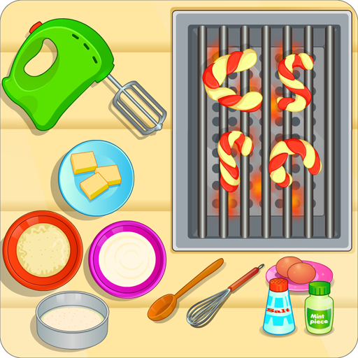Cooking Candy Cookies Game 休閒 App LOGO-APP試玩