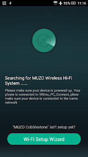 MUZO Player- screenshot thumbnail