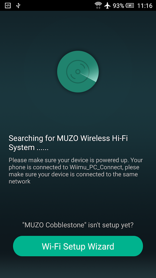 MUZO Player- screenshot