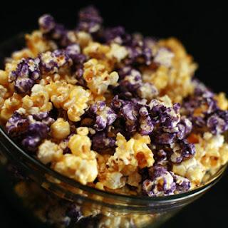 Flavored Popcorn Glaze Recipes.