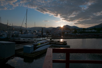 Photo: Sunrise in Prince Rupert
