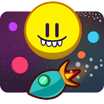 POWER SLINGSHOT SPACE LEGEND Icon