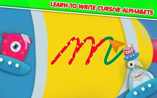 Cursive Writing Teacher 30 screenshots 4