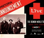 LIVE - The Reunion World Tour - Pretoria : Time Square Casino Menlyn Maine