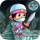 Adventure Girl Ninja Dash Android apk
