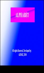 ALPHABET Jeu du Bac - náhled