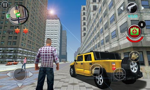 Grand Gangsters 3D MOD Apk 1