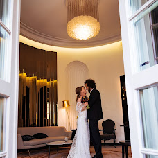 Wedding photographer Antonina Mazokha (antowka). Photo of 06.02.2018