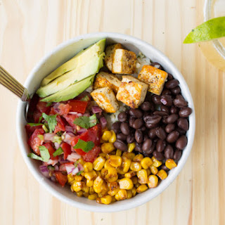Chipotle-Inspired Vegan Burrito Bowl