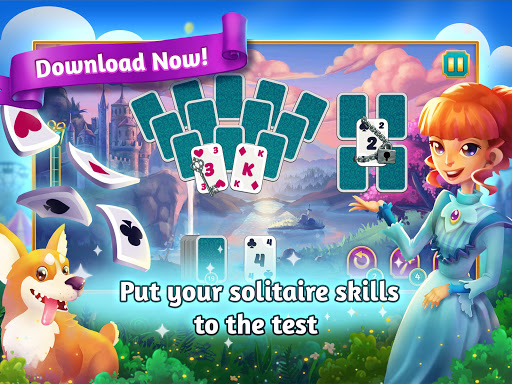 Solitaire Family World modavailable screenshots 6