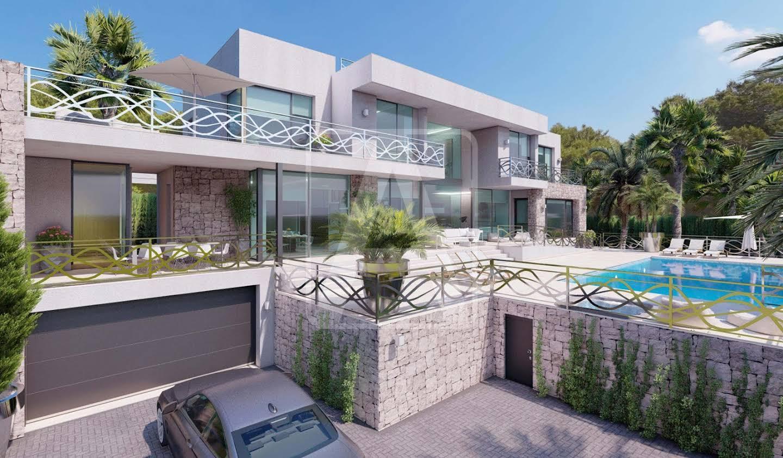 Chalet avec terrasse Calp
