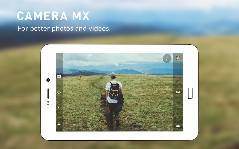 Camera MX - Free Photo & Video Camera Screenshot 8