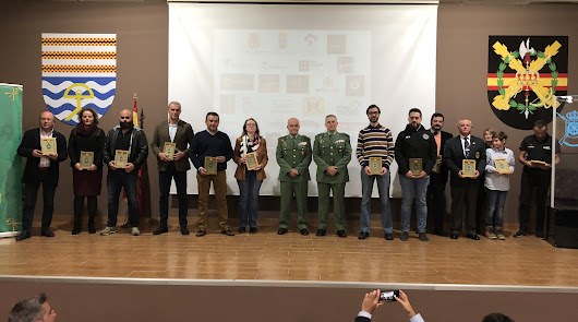 La Legión premia a colaboradores y patrocinadores de La Desértica